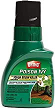 Ortho Max Poison Ivy and Tough Brush Killer Concentrate, 16-Ounce