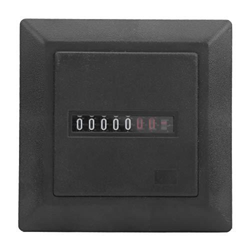 0,3 W Digitalanzeige Timer Genentator Timer Tools für die industrielle Standardzeitmessung, für landwirtschaftliche Maschinen, für Baumaschinen, für Wasserpumpen