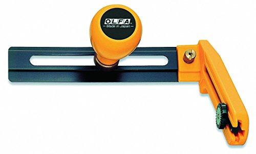 Preisvergleich Produktbild Olfa Cuttermesser Kreisschneider für 7 - 30 cm Durchmesser CMP-2 C0000370202