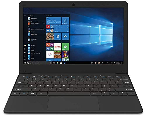 CODA Spark 11.6' Laptop Windows 10 Intel Celeron N3350 Dual-Core Processor 4GB RAM 64GB eMMC