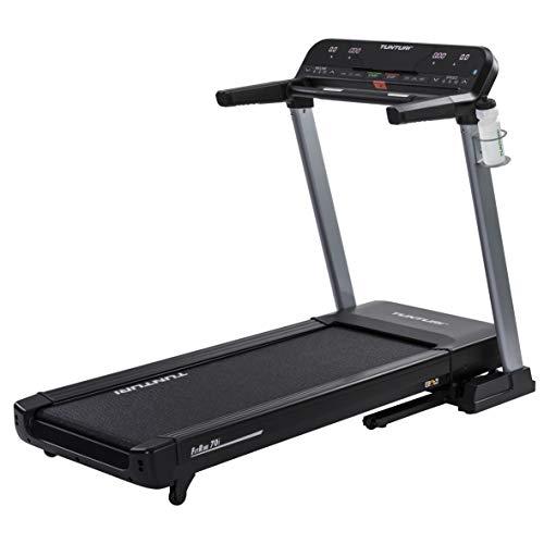TUNTURI Fitrun 70I 3.5HP Inclining Foldable Treadmill, Bluetooth Enabled