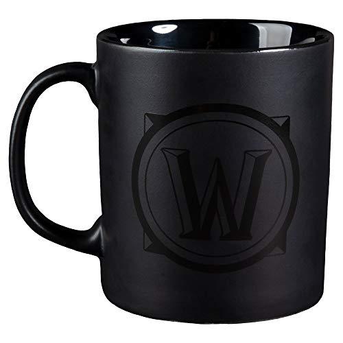 World of Warcraft Mok verduisterende logo keramische koffie Cup 11oz nieuwe j8875
