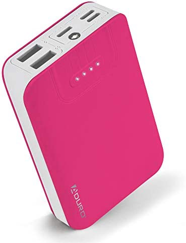 Aduro Portable Charger Power Bank 10 000mAh External Battery Pack Phone Charger for Cell Phones product image