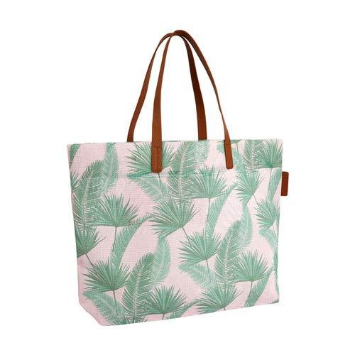 Sunnylife Women's Luxe Mesh Beach Bag Kasbah, meerkleurig, één maat