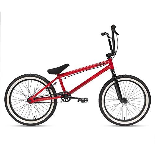 Venom Bikes 2019 20 inch BMX - Rouge