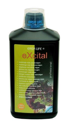 Easy Life Excital Sauberes Wasser ohne rote Schmieralgen, 1000 ml