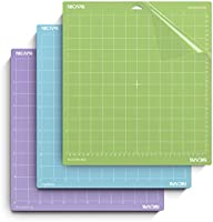 Nicapa Replacement Cutting Mat for Cricut Explore One/Air/Air 2/Maker (12x12 inch...