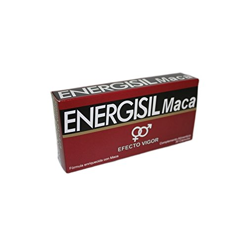 ENERGISIL MACA CAP