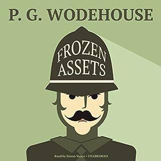 Frozen Assets audiobook cover art