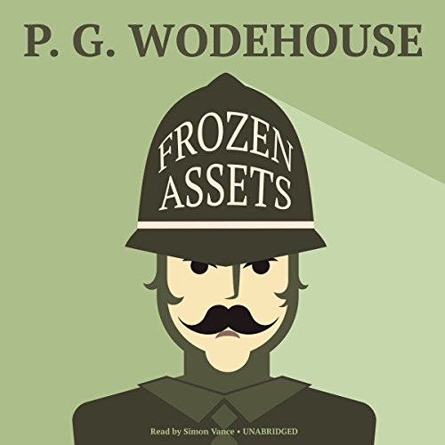 Frozen Assets audiobook cover art