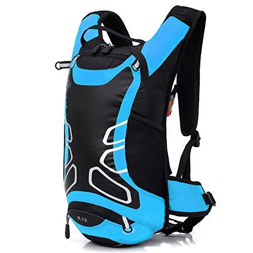 Sac à dos de cyclisme Le sac à dos léger imperméable de sport de sac à dos de sport maintient le liquide frais pour la randonnée, le cyclisme, le vélo de montagne et le ski 12L pour Camping en plein a