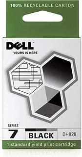 Dell DH828 966 968 Series 7 Ink Cartridge (Black) in Retail Packaging