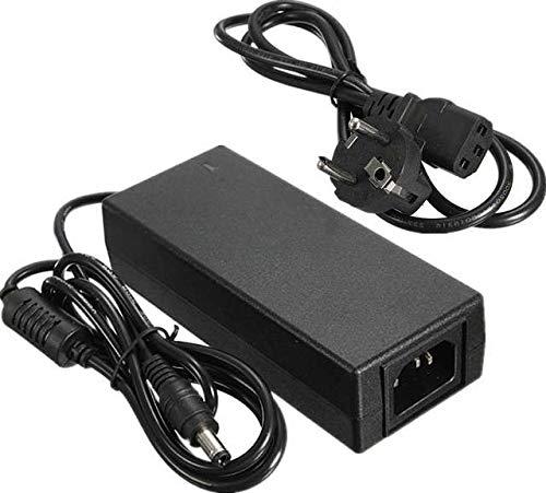CARGADOR ESP ® Cargador Corriente 36V 2A 2000mA 5.5mm 2.5mm 72W Cable Alimentacion