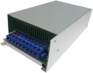 AAcreatspace 48V 20A 1000Wスイッチ電源ドライバディスプレイスイッチング電源48v LEDストリップライト用(黒)