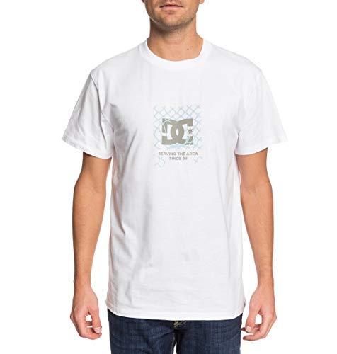 DC Shoes DC Chop Shop - T-Shirt - T-Shirt - Männer - L - Weiss