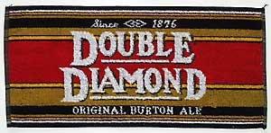 Double Diamond Bar Towel
