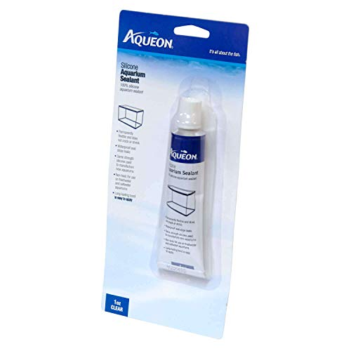 Aqueon Silicone Sealant, 1-Ounce, Clear