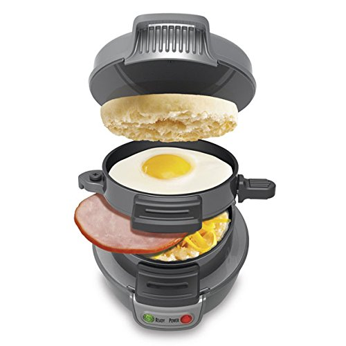 Emperor of Gadgets Breakfast électrique Sandwich Maker