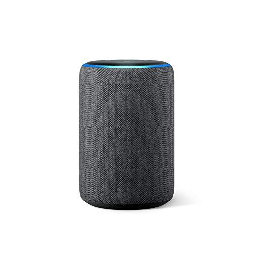 Amazon Echo (3.ª generación) - Altavoz inteligente con Alexa - tela