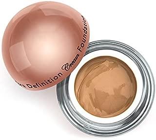 LA Splash UD Ultra Define Matte Cream Foundation (Pecan) Foundation, Concealer, Makeup, Professional, Paraben-Free