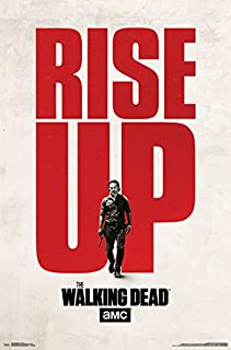 Trends International Walking Dead Rise Up Wall Poster 22.375