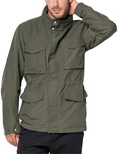 Jack Wolfskin Herren Freemont Fieldjacket Jacke, Woodland Green, XL
