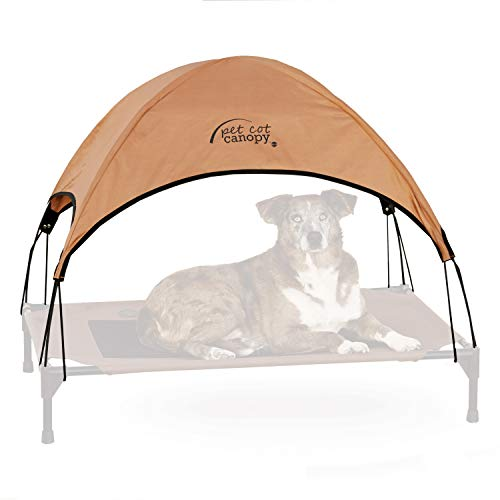 K&H Pet Products Cot Dog Canopy