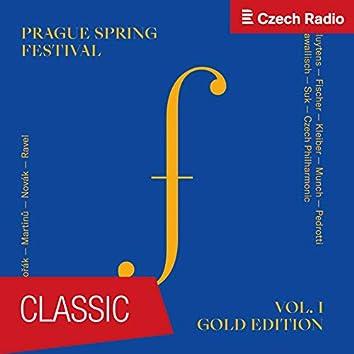 Prague Spring Festival Gold Edition: Vol. 1