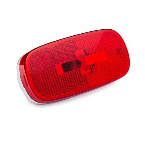 Lumitronics RV Clearance Marker Light (Red)