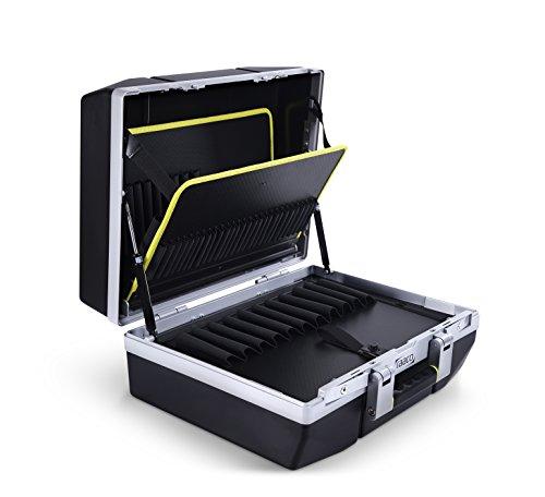 El maletín de herramientas 485 x 215 x H, 410mm T.