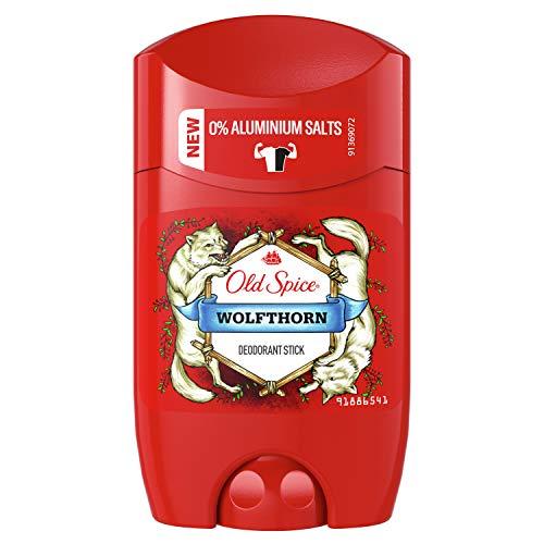 Old Spice Wolfthorn Deodorant Stick | 50ml | Deo Stick Ohne Aluminium Für Männer | Männer Deo Mit Langanhaltendem Duft