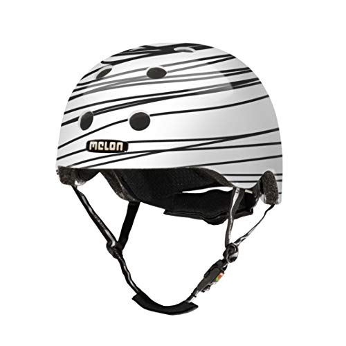 Melon Urban Active Helm, Scribble, XXS-S