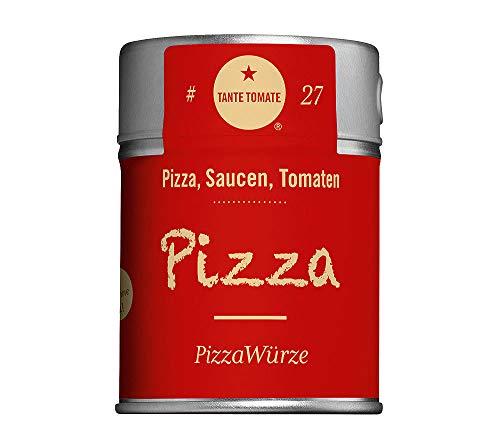 Tante Tomate - Pizza - PizzaWürze - Gewürzmischung 40g