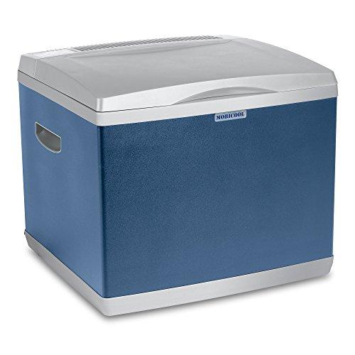 Mobicool C40, Hybrid - tragbare Kompressor-Kühlbox, Gefrierbox, 38 Liter für Auto, Lkw und Steckdose, A+