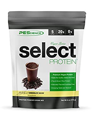 PEScience Select Vegan Protein Powder Blend