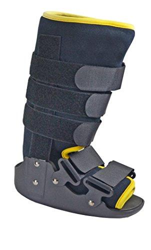 Botas para niños Fracture Walker Moon – Para protección de tobillo, pierna, pie. Mejora el apoyo y evita lesiones, esguinces, tensión, fracturas, etc.