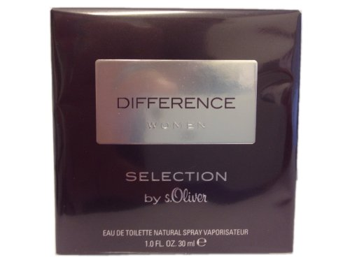 SELECTION by S.Oliver DIFFERENCE women Eau de Parfum Spray 30 ml