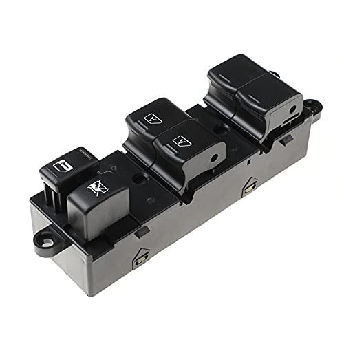 Qwldmj Coche 25401-ZT10A 25401ZT10A 25401-7Y010 Interruptor Elevador de Vidrio para Interruptor de Ventana eléctrica para Nissan Titan Armada 2004-2012
