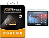 (2 Pack) Supershieldz for Google Pixel Slate Screen Protector, (Tempered Glass) 0.33mm, Anti Scratch, Bubble Free