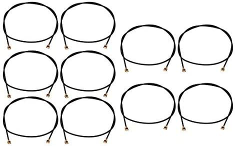 NA 10pcs RF1.13 IPEX 1.0 Portland Mall to Pigtail trend rank Cable Antenna WiFi
