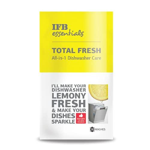 IFB Essentials Total Fresh Dishwasher Freshener – 1 leaf for 26 washes