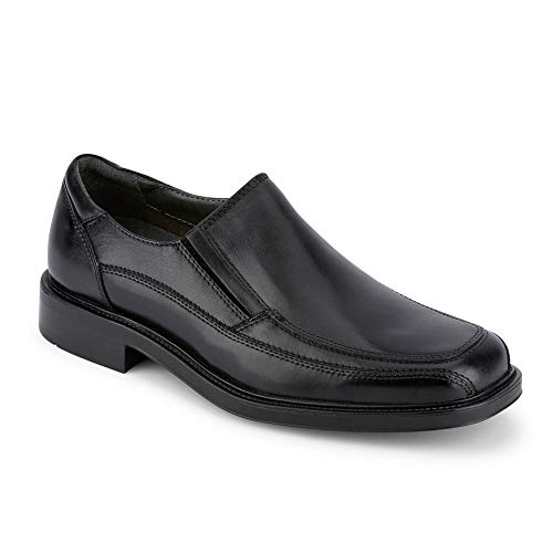 Dockers Men's Proposal Leather Slip-on Loafer Shoe,Black,10 M US