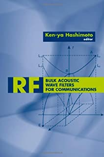 Rf Bulk Acoustic Wave Filters for Communications (Artech House Microwave Library (Hardcover))