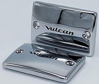 HTTMT MT225-005-CD Chrome Air Cleaner Kits Intake Compatible with Kawasaki Vulcan 1500 1600 Classic 2000-2012