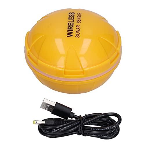 Sensor de sonda, Mini detector de peces ampliamente utilizado Sincronización de sensor de sonda multifuncional para pesca en el mar para pesca en hielo