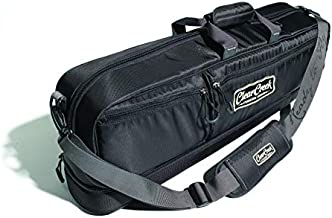 Clear Creek Fishing Rod & Gear Bag, Hold up to 6 Fishing Rods, Airline Travel Fishing Case