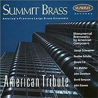Summit Brass: American Tribute by Summit Brass (1995-02-08)