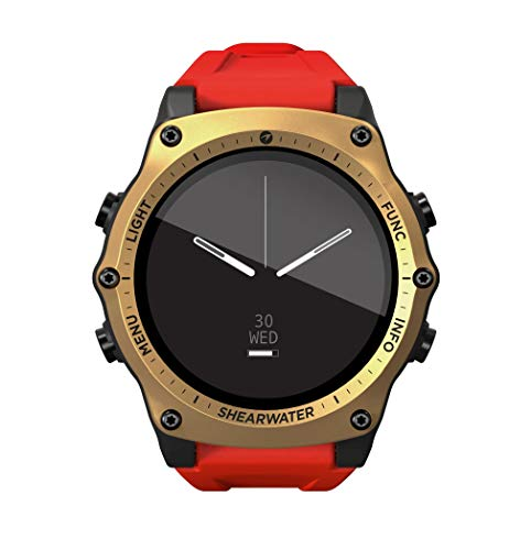 Shearwater Research Limited Edition Teric Wrist Dive Computer (Gold) 7