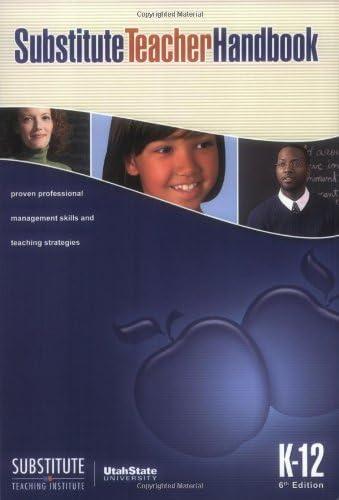 wholesale Substitute high quality lowest Teacher Handbook K-12 online