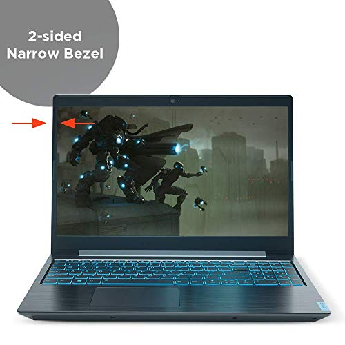 Lenovo Ideapad L340 Gaming 9th Generation Intel Core i5 15.6 inch FHD Gaming Laptop (8GB/1TB HDD + 256 GB SSD/Windows 10/NVIDIA GTX 1650 4GB/Black/2.2Kg), 81LK00JGIN
